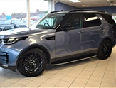 Land Rover Discovery 3.0 SDV6 COMMERCIAL HSE 302 BHP BLACK STYLING PACK