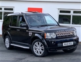 Land Rover Discovery 3.0 4 TDV6 HSE 5d 245 BHP