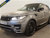 Land Rover Range Rover Sport 3.0 SDV6 AUTOBIOGRAPHY DYNAMIC 5d AUTO 306 BHP