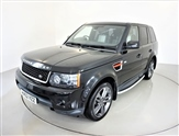 """Land Rover Range Rover Sport 3.0 SDV6 HSE RED 5d 255 BHP-HEATED TWO TONE LEATHER UPHOLSTERY-FIXED SIDE STEPS-20""""ALLOYS-ELECTRIC F"""