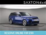 Land Rover Range Rover Sport SVR 5-Door