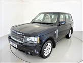 Land Rover Range Rover 3.6 TDV8 VOGUE 5d 271 BHP-BUCKINGHAM BLUE MEATLLIC-HEATED BEIGE LEATHER WITH PIPING-HEATED REAR SEAT