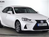 Lexus IS 300h 4dr CVT Auto