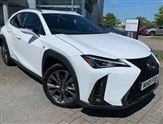 Lexus Ux 250h 2.0 F-Sport 5dr CVT [Tech/Safety] Estate