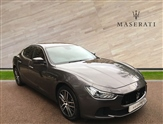 Maserati Ghibli Semi-Automatic