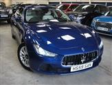 Maserati Ghibli 3.0 DV6 4d 275 BHP Auto