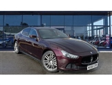 Maserati Ghibli V6d 4dr Auto [Luxury Pack]