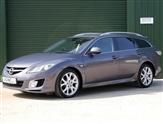 Mazda 6 2.0td Sport 5dr Estate - Half Leather - BOSE - PDC - Xenons - FSH - VGC