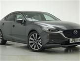 Mazda 6 2.2D Gt Sport Nav+ 4Dr