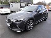 Mazda CX-3 2.0 SKYACTIV-G GT Sport Auto (s/s) 5dr