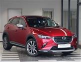 Mazda CX-3 2.0 GT Sport Nav + 5dr