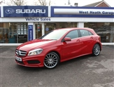 Mercedes-Benz A Class 1.5 A180 CDI BLUEEFFICIENCY AMG SPORT 5d 109 BHP
