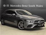 Mercedes-Benz A Class A180 AMG Line 5dr Auto