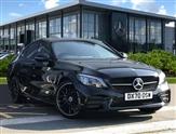 Mercedes-Benz C Class C200 AMG Line Premium 4dr 9G-Tronic