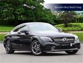 Mercedes-Benz C Class C220d 4Matic AMG Line Premium Plus 2dr 9G-Tronic