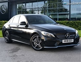 Mercedes-Benz C Class C43 4Matic Premium 4dr Auto
