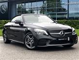 Mercedes-Benz C Class C300d AMG Line Premium 2dr 9G-Tronic