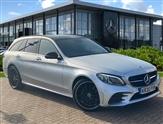 Mercedes-Benz C Class C200 AMG Line Night Ed Premium Plus 5dr 9G-Tronic