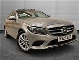 Mercedes-Benz C Class C300de Sport Edition Premium Plus 4dr 9G-Tronic