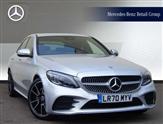Mercedes-Benz C Class C220d AMG Line Premium 4dr 9G-Tronic