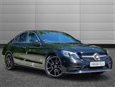 Mercedes-Benz C Class C220d AMG Line Premium Plus 4dr 9G-Tronic