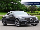 Mercedes-Benz C Class C220d AMG Line Premium Plus 2dr 9G-Tronic