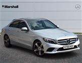 Mercedes-Benz C Class C220d Sport Edition Premium Plus 4dr 9G-Tronic