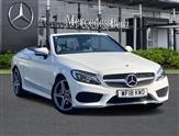 Mercedes-Benz C Class C200 AMG Line 2dr Auto