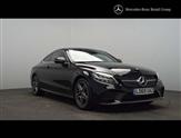 Mercedes-Benz C Class C200 AMG Line 2dr 9G-Tronic