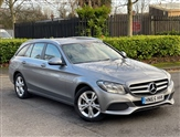 Mercedes-Benz C Class 1.6L C200 D SE EXECUTIVE 5d 136 BHP