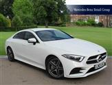 Mercedes-Benz CLS CLS 300d AMG Line 4dr 9G-Tronic