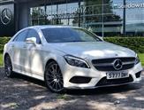 Mercedes-Benz CLS CLS 350d AMG Line Premium Plus 4dr 9G-Tronic