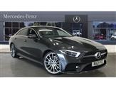 Mercedes-Benz CLS CLS 300d AMG Line Premium + 4dr 9G-Tronic