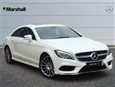 Mercedes-Benz CLS CLS 220d AMG Line Premium 4dr 7G-Tronic