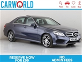 Mercedes-Benz E Class 2.1 E220 CDI AMG SPORT 4d 168 BHP