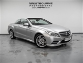 Mercedes-Benz E Class E250 CDI BlueEfficiency Sport Auto