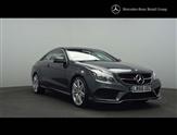 Mercedes-Benz E Class E220d AMG Line Edition 2dr 7G-Tronic