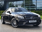 Mercedes-Benz E Class E450 4Matic AMG Line Premium 2dr 9G-Tronic