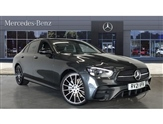 Mercedes-Benz E Class E220d AMG Line Night Edition Prem+ 4dr 9G-Tronic