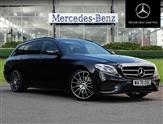 Mercedes-Benz E Class E220d AMG Line Night Edition Prem + 5dr 9G-Tronic