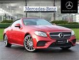 Mercedes-Benz E Class E300 AMG Line 2dr 9G-Tronic