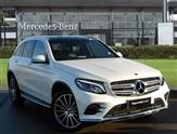 Mercedes-Benz GLC GLC 220d 4Matic AMG Line Premium 5dr 9G-Tronic 4x4/Crossover
