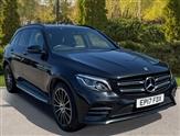 Mercedes-Benz GLC GLC 220d 4Matic AMG Line Prem Plus 5dr 9G-Tronic
