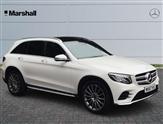 Mercedes-Benz GLC GLC 220d 4Matic AMG Line Premium 5dr 9G-Tronic