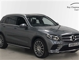 Mercedes-Benz GLC GLC 350d 4Matic AMG Line Prem Plus 5dr 9G-Tronic