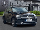 Mercedes-Benz GLE GLE 300d 4Matic AMG Line 5dr 9G-Tronic