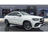 Mercedes-Benz GLE GLE 400d 4Matic AMG Line Premium + 5dr 9G-Tronic