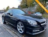 Mercedes-Benz SLK 3.5 SLK350 BLUEEFFICIENCY AMG SPORT 2d 306 BHP Auto