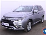 Mitsubishi Outlander 2.4 PHEV 5hs 5dr Auto