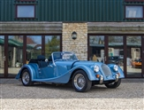 Morgan Plus 4 Williams Edition